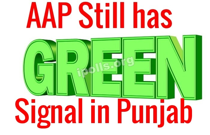 No Political news impacts negatively on AAP's Election Campaign in Punjab Polls