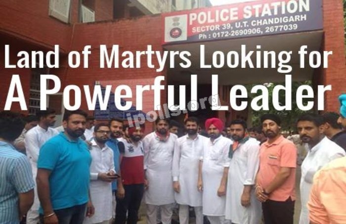 Land of Martyrs Looking for a Powerful Leader