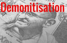Demonetization: Modi Benefited Himself